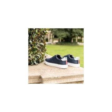 Penny Navy Multi Shoe